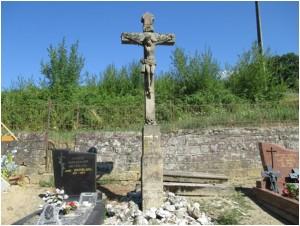 Grande Croix du Cimetière « Kerichhotkritz » 1